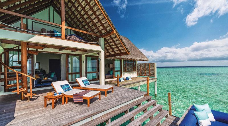 Four Seasons Resort Maldives At Landaa Giraavaru, Maldivi 1