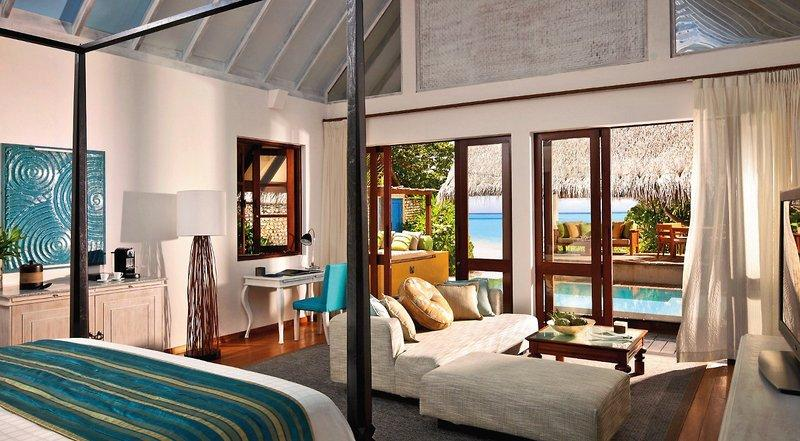 Four Seasons Resort Maldives At Landaa Giraavaru, Maldivi 2