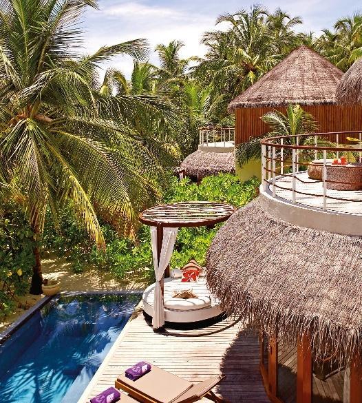 W Maldives, Maldivi 2