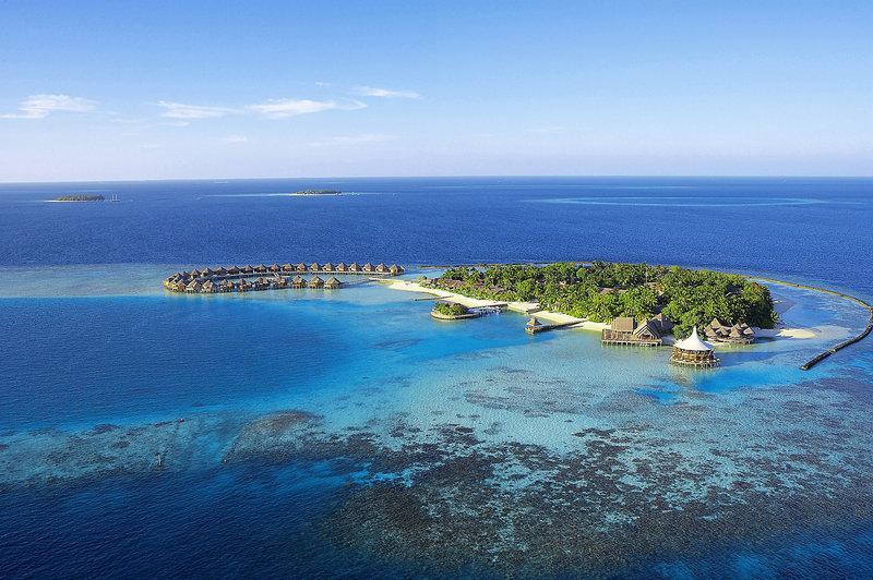 Baros Maldives, Maldivi 1