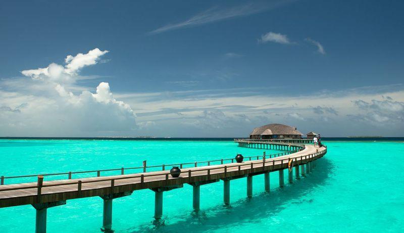 The Sun Siyam Iru Fushi, Maldivi 3