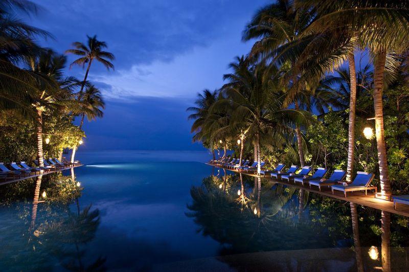 The Sun Siyam Iru Fushi, Maldivi 5