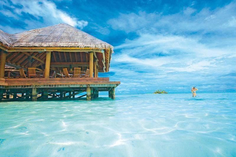 Rihiveli The Dream, Maldivi 5